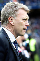 Real Sociedad's coach David Moyes during La Liga match.January 31,2015. (ALTERPHOTOS/Acero) /NortePhoto<br />