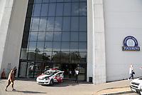 SAO PAULO, SP, 07.08.2015 – CRIME-SP - Cerca de três bandidos assaltaram uma loja da Sansung dentro do Shopping Tucuruvi. Na fuga um dos bandidos tentou roubar o carro de um policial que reagiu e matou o bandido na Rua Claudino Inácio Joaquim no Tucuruvi, região norte de São Paulo, SP, nesta sexta-feira 07. ( Foto: Fernando Neves / Brazil Photo Press )