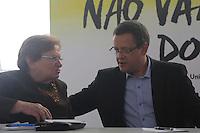 SAO PAULO, 22.08.2014 - ELEICOES 2014 - MARINA SILVA – A Coligação Unidos pelo Brasil fará o registro formal, junto ao Tribunal Superior Eleitoral (TSE), nesta sexta-feira (22/08), da candidatura de Marina Silva e Beto Albuquerque à Presidência da República; em substituição à chapa de Eduardo Campos e Marina Silva. O registro acontece com anuência de todos os partidos da aliança, que aprovaram a composição da nova chapa. São eles: PSB-Rede-PPS-PPL-PHS-PRP-PSL. O PSL (Partido Social Liberal), que não havia participado da reunião realizada na quinta-feira, em Brasília, apresentou hoje decisão de sua Executiva Nacional pela permanência na coligação. (Foto: Vanessa Carvalho - Brazil Photo Press).