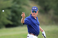 Miguel Angel Jimenez (ESP) during the third round of the Shot Clock Masters played at Diamond Country Club, Atzenbrugg, Vienna, Austria. 09/06/2018<br /> Picture: Golffile | Phil Inglis<br /> <br /> All photo usage must carry mandatory copyright credit (&copy; Golffile | Phil Inglis)