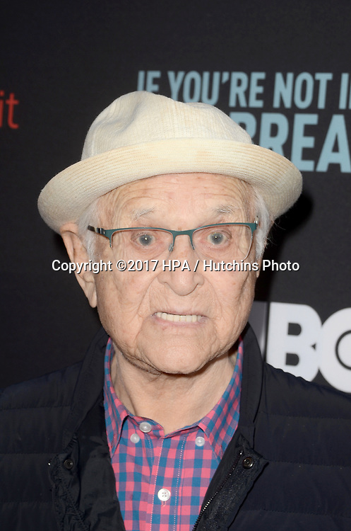 """LOS ANGELES - MAY 17:  Norman Lear at the """"If You're Not In The Obit, Eat Breakfast"""" Premiere at the Samuel Goldwyn Theater on May 17, 2017 in Beverly Hills, CA"""