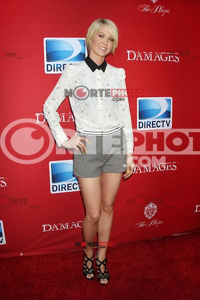 June 28, 2012 Jenna Elfman at the 'Damages' Season 5 Premiere at The Paris Theatre on June 28, 2012 in New York City. ©RW/MediaPunch Inc. /*NORTEPHOTO.COM*<br /> **SOLO*VENTA*EN*MEXICO** **CREDITO*OBLIGATORIO** *No*Venta*A*Terceros*<br /> *No*Sale*So*third* ***No*Se*Permite*Hacer Archivo***No*Sale*So*third*©Imagenes*con derechos*de*autor©todos*reservados*.