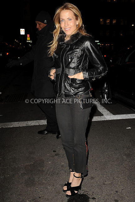 WWW.ACEPIXS.COM . . . . . ....December 8 2009, New York City....Musician Sheryl Crow arriving at the launch of VEVO, a new music and video website, at Skylight Studio on December 8, 2009 in New York City.....Please byline: KRISTIN CALLAHAN - ACEPIXS.COM.. . . . . . ..Ace Pictures, Inc:  ..tel: (212) 243 8787 or (646) 769 0430..e-mail: info@acepixs.com..web: http://www.acepixs.com