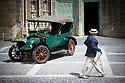 25/05/18 - LE PUY - HAUTE LOIRE - FRANCE - Essais CLEMENT BAYARD double Phaeton type AC4AL 10HP de 1910 - Photo Jerome CHABANNE