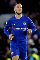 Eden Hazard of Chelsea during Chelsea vs Huddersfield Town, Premier League Football at Stamford Bridge on 9th May 2018
