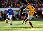 30.03.2019 Motherwell v St Johnstone: Richard Tait scores goal no 3