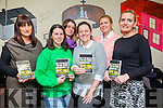 Launching the short film, The Big Score by the MY Project were l-r  Lorraine McEntire, Madeline Frissung, Sharon Roche, Nicola O'Sullivan, Elaine McKenna and Caroline Duane..