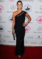 BEVERLY HILLS, CA, USA - OCTOBER 11: Lu Parker arrives at the 2014 Carousel Of Hope Ball held at the Beverly Hilton Hotel on October 11, 2014 in Beverly Hills, California, United States. (Photo by Celebrity Monitor)