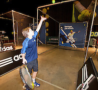 12-02-13, Tennis, Rotterdam, ABNAMROWTT, Sport Plaza