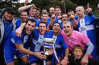 100828 Central League Football - Wellington Olympic v Lower Hutt City