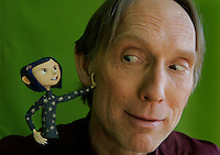 LOS ANGELES,CA - JANUARY  29,2009:  Henry Selick directed the animated tale of Coraline about a girl who goes between alternate universes. Photographed at the Four Seasons, in Beverly Hills, January 29, 2009.