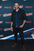 NEW YORK, NY - OCTOBER 7: Ian Verdun at Freeform's Siren at New York Comic Con on October 7, 2017 in New York City.   <br /> CAP/MPI/DC<br /> &copy;DC/MPI/Capital Pictures