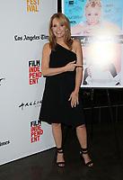 "SANTA MONICA , CA June 16 Lea Thompson, At 2017 Los Angeles Film Festival - Premiere Of ""The Year Of Spectacular Men"" at The ArcLight Santa Monica, California on June 16, 2017. Credit: Faye Sadou/MediaPunch"