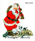 GIORDANO, CHRISTMAS SANTA, SNOWMAN, WEIHNACHTSMÄNNER, SCHNEEMÄNNER, PAPÁ NOEL, MUÑECOS DE NIEVE, paintings+++++,USGI2039,#X# stickers