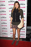 Lake Bell at the NYLON + EXPRESS AUGUST DENIM ISSUE PARTY held at The London in West Hollywood, California on August 10,2010                                                                               © 2010 Debbie VanStory / Hollywood Press Agency