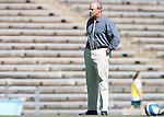 14 October 2007: UNC assistant coach Bill Palladino. The University of North Carolina Tar Heels defeated the Wake Forest University Demon Deacons 1-0 at Fetzer Field in Chapel Hill, North Carolina in an Atlantic Coast Conference NCAA Division I Womens Soccer game.