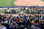 United Soccer League President Jake Edwards speaks at a ceremony announcing the addition of a United Soccer League franchise in Reno, Nev., on Wednesday, Sept. 16, 2015 at the Aces Ballpark. <br /> Photo by Cathleen Allison