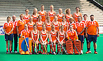 2013 Nederlands dames HWL