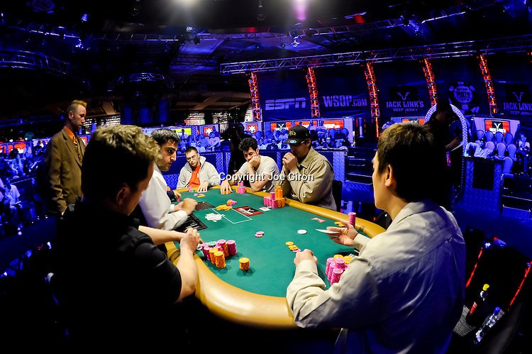 Official final table
