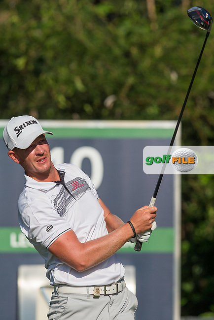 Jacques Kruyswijk (RSA) during the 1st round of the Alfred Dunhill Championship, Leopard Creek Golf Club, Malelane, South Africa. 13/12/2018<br /> Picture: Golffile | Tyrone Winfield<br /> <br /> <br /> All photo usage must carry mandatory copyright credit (© Golffile | Tyrone Winfield)