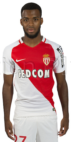 19.09.2016. Monaco, France. AS Monaco Football team 2016-17 official team and player portraits.  LEMAR