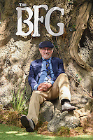 "Steven Spielberg<br /> arrives for the ""BFG"" premiere at the Odeon Leicester Square, London.<br /> <br /> <br /> ©Ash Knotek  D3141  17/07/2016"