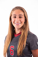 Stanford, CA - August, 2018. Stanford Women's Soccer Portraits.