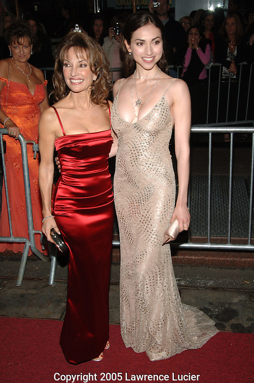 Susan Lucci and Eden Riegel