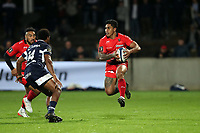Malakai Fekitoa of Toulon during the French Top 14 match between Agen and Toulon at Stade Armandie on November 4, 2017 in Agen, France. (Photo by Manuel Blondeau/Icon Sport)