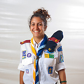 Scout from Egypt.
