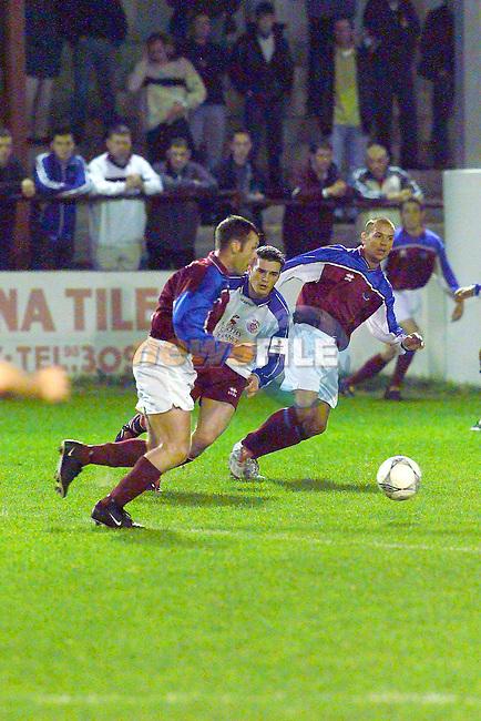 Drogheda V Cobh Ramblers in United Park..Picture Fran Caffrey Newsfile.