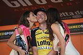 28th May 2017, Milan, Italy; Giro D Italia; stage 21 Monza to Milan; Lotto Nl - Jumbo; Van Emden, Jos; Milano Piazza Duomo;