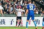 Tottenham Hotspur Defender Kyle Walker in action during the Friendly match between Kitchee SC and Tottenham Hotspur FC at Hong Kong Stadium on May 26, 2017 in So Kon Po, Hong Kong. Photo by Man yuen Li  / Power Sport Images