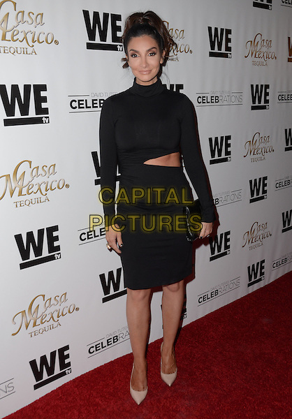 05 November - Hollywood, Ca - Courtney Mazza. Mario Lopez Introduces Casa Mexico Tequila On WE tv's David Tutera CELEBrations held Beso Restaurant . <br /> CAP/ADM/BT<br /> &copy;BT/ADM/Capital Pictures