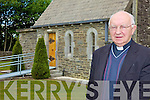 JUBILEE: Ballylongford parish priest, Fr Philip O'Connell who is celebrating 50 years in the priesthood.