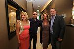 Ty Hafan Celebrity Chef.Helen Groom, Kevin Traynor, Rosa Sueref & Frank Ady..Maldron Hotel.26.09.12.©Steve Pope