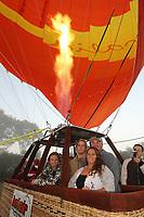 10 April 2018 - Hot Air Balloon Gold Coast and Brisbane