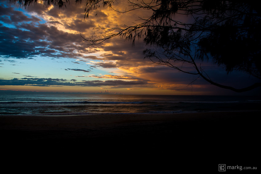 Sunrise - Gold Coast, Australia