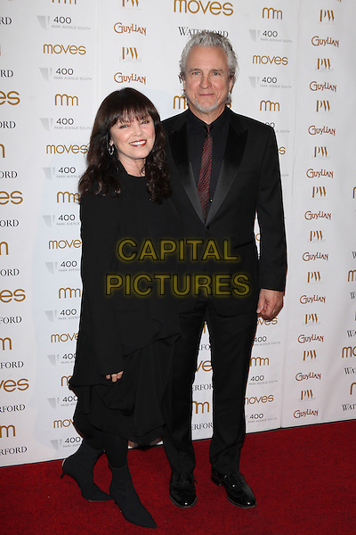 NEW YORK, NY - NOVEMBER 5: Pat Benatar and Neil Giraldo attend Moves' 2015 Power Women Awards Gala presented by New York Moves Magazine at  India House Club on November 5, 2015 in New York City.   <br /> CAP/MPI99<br /> &copy;MPI99/Capital Pictures