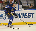 St. Louis Blues Patrick Berglund (21)