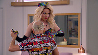 Shane Jenek aka Courtney Act, Wayne Sleep  <br /> Celebrity Big Brother 2018 - Day 30<br /> *Editorial Use Only*<br /> CAP/KFS<br /> Image supplied by Capital Pictures