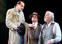 The Resistable Rise of Arturo Ui by Bertolt Brecht, translated by George Tabori and directed by Jonathan Church. With Henry Goodman as Arturo Ui, William Gaunt as Old Dogsborough, Michael Feast as Roma. Opens at The Minerva Theatre  in Chichester  on 11/7/12.CREDIT Geraint Lewis
