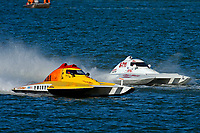 "S-581, ""Twister"", Alan Bush, S-711            (2.5 Litre Stock hydroplane(s)"