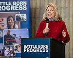 Las Vegas Nevada 01-25-2020:  Battle Born Progess holds Summit at the College of Southern Nevada photo Nevada Congresswoman Dina Titus