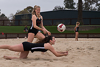 Stanford Beach Volleyball vs Boise State, March 10, 2018