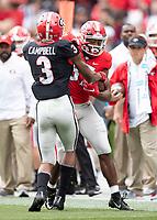 University of Georgia Red Team vs University of Georgia Black Team, April 20, 2019
