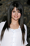 Actress Selena Gomez arrives at the Disney-Pixar's WALL-E Premiere on June 21, 2008 at Greek Theatre in Los Angeles, California.