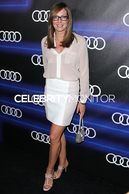 WEST HOLLYWOOD, CA, USA - AUGUST 21: Allison Janney at the Audi Emmy Week Celebration 2014 held at Cecconi's Restaurant on August 21, 2014 in West Hollywood, California, United States. (Photo by Xavier Collin/Celebrity Monitor)