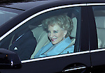 """19.12.2012, London: QUEEN'S CHRISTMAS LUNCH .Princess Michael of Kent arrives for the annual Christmas Luncheon given by the Queen at Buckingham Palace..Other royals attending included Kate, Prince William, Camilla, Duchess of Cornwall, Princess Beatrice; Princess Eugenie, Princess Michael and Lady Helen Windsor..Mandatory credit photo:©Steve Butler/NEWSPIX INTERNATIONAL..(Failure to credit will incur a surcharge of 100% of reproduction fees)..**ALL FEES PAYABLE TO: """"NEWSPIX  INTERNATIONAL""""**..Newspix International, 31 Chinnery Hill, Bishop's Stortford, ENGLAND CM23 3PS.Tel:+441279 324672.Fax: +441279656877.Mobile:  07775681153.e-mail: info@newspixinternational.co.uk"""
