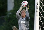 22 August 2008: Carolina's Anna Rodenbough. The University of North Carolina Tar Heels defeated the UNC Charlotte 49'ers 5-1 at Fetzer Field in Chapel Hill, North Carolina in an NCAA Division I Women's college soccer game.